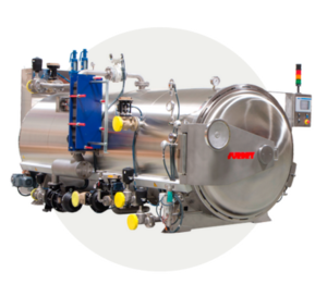 What is an autoclave Surdry